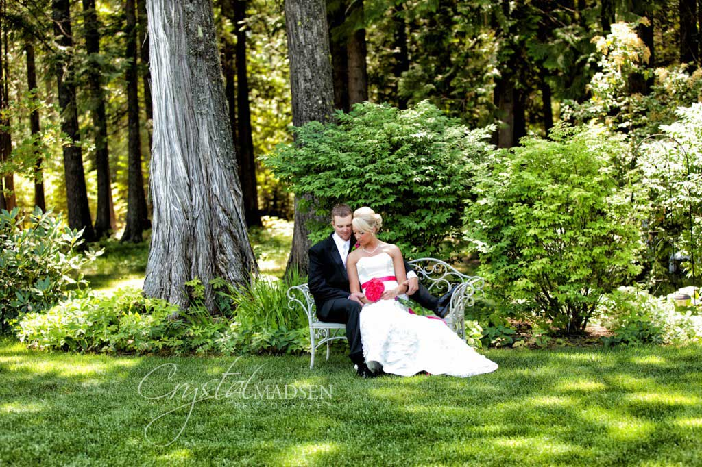 Camden Ranch Wedding Moment