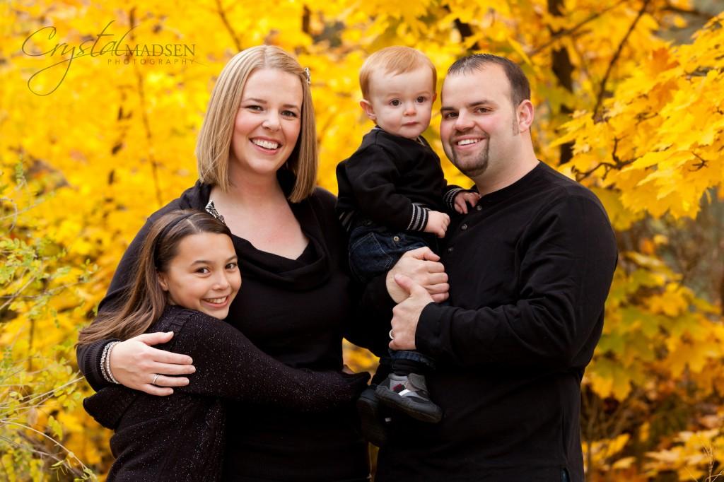 Spokane Autumn Photo