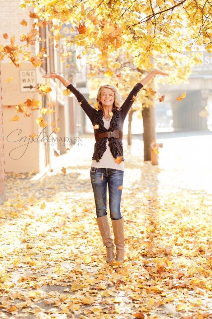 Fun Fall Photos Spokane