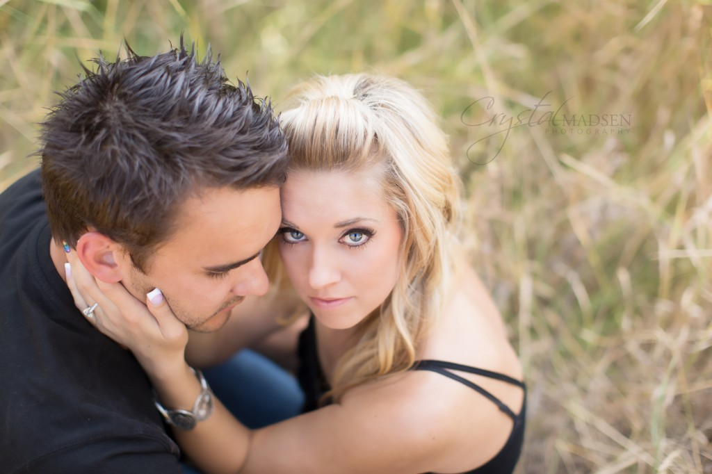 Romantic Engagement Poses