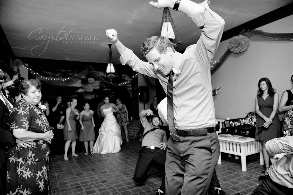 Moves of the Groomsmen