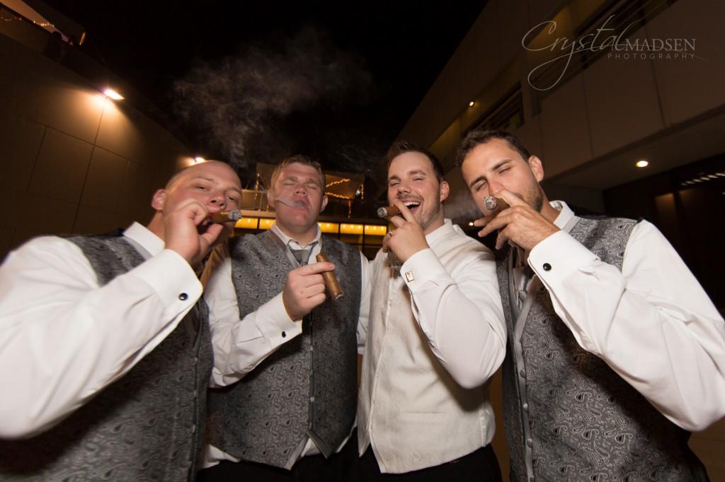 Cigar Break