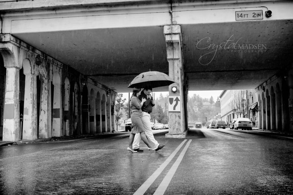 Umbrella and Spokane's Bridges