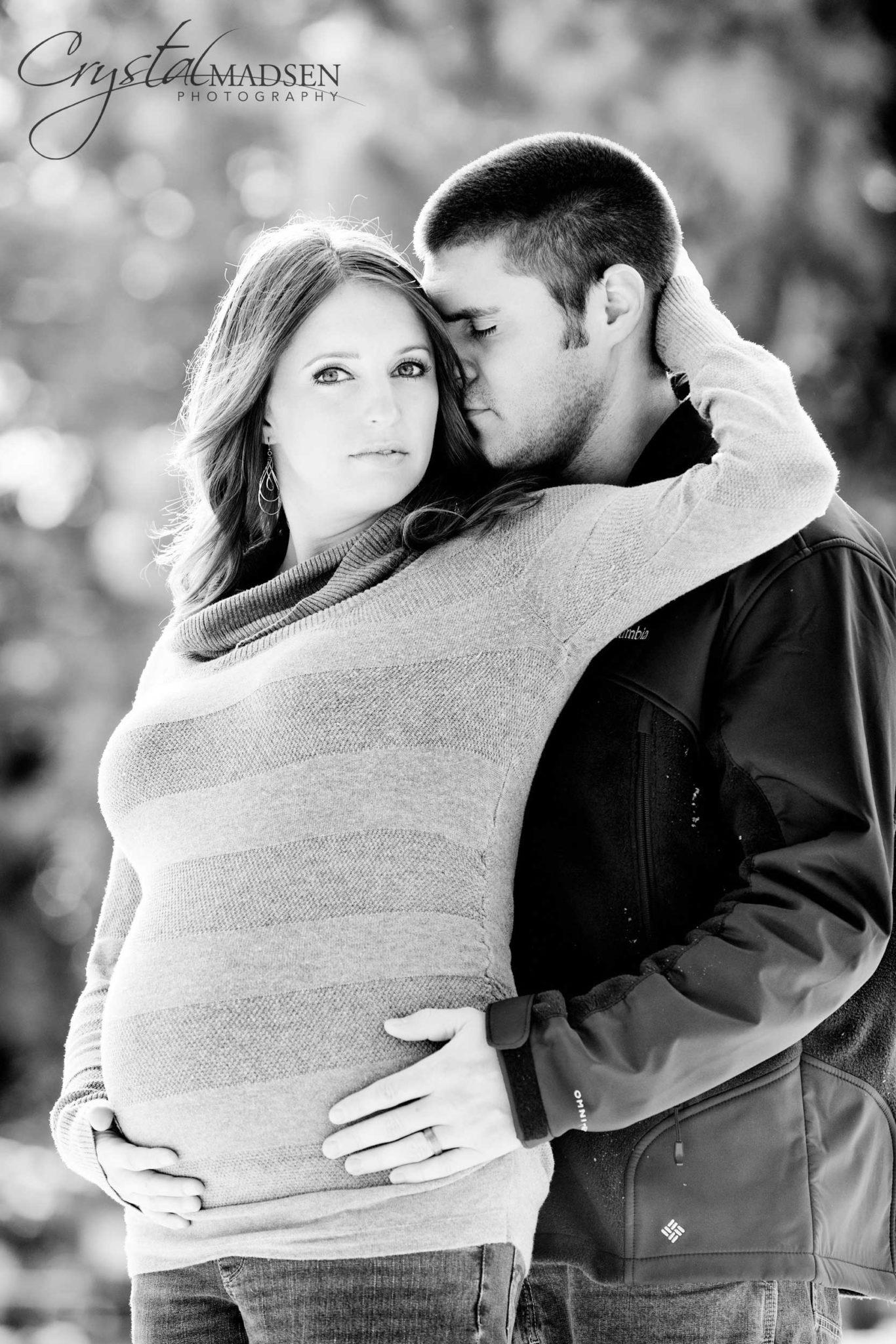 Crystal Madsen Spokane Maternity Photography