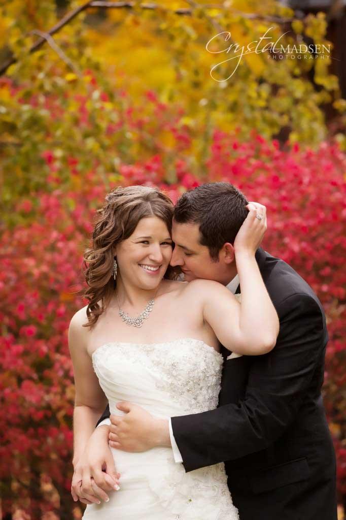Spokane Wedding Laughing