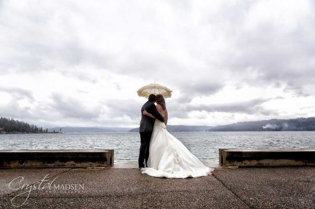 Coeur d'Alene and Spokane Wedding Photographer