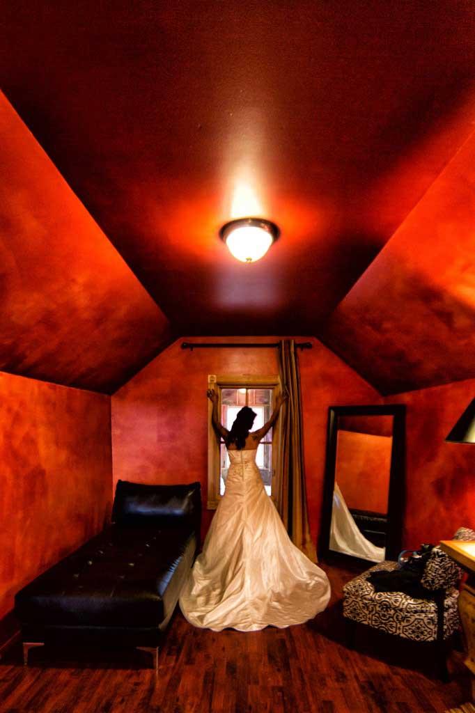 Trezzi's Orange Room