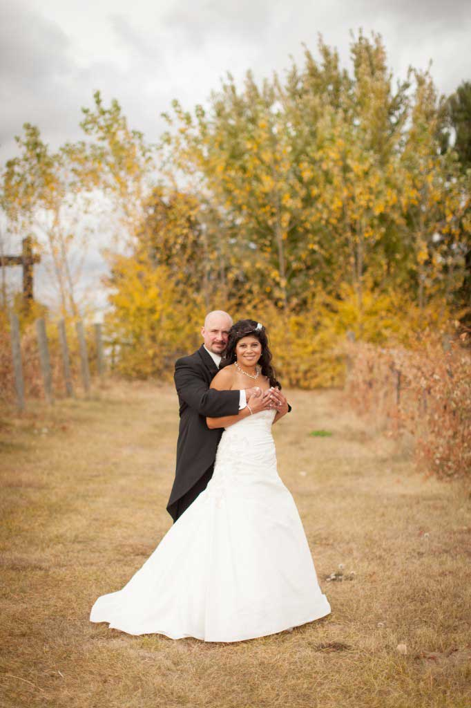 Spokane Autumn Wedding