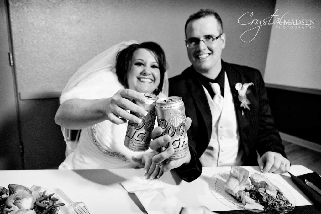 Wedding Reception Beer