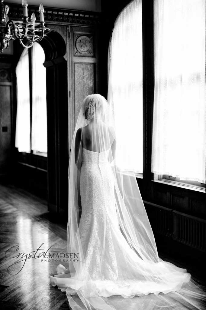 The Davenport Hotel Wedding Photos