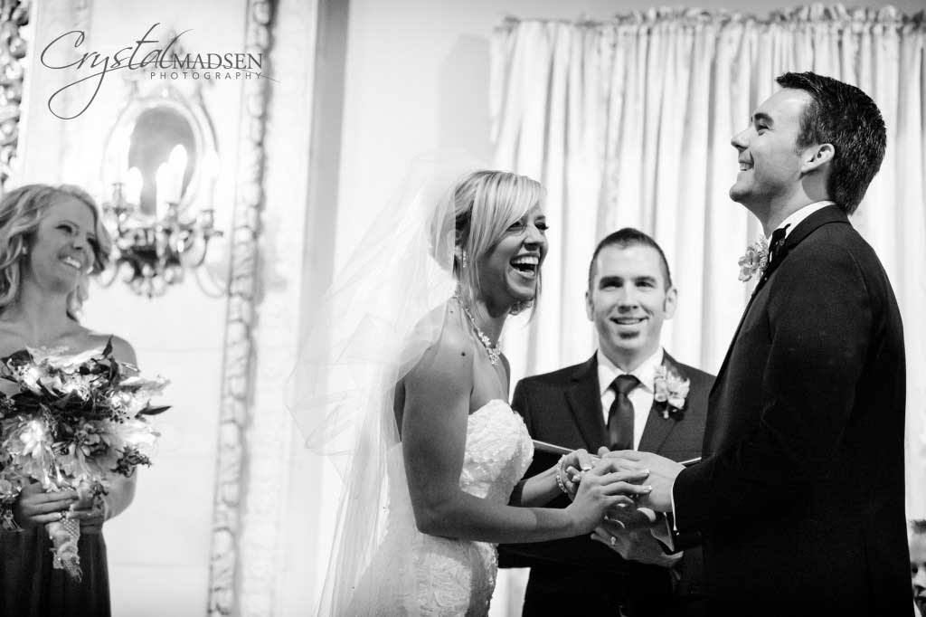 Spokane Davenport Hotel Wedding