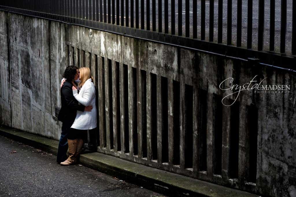 Sexy engagement photos