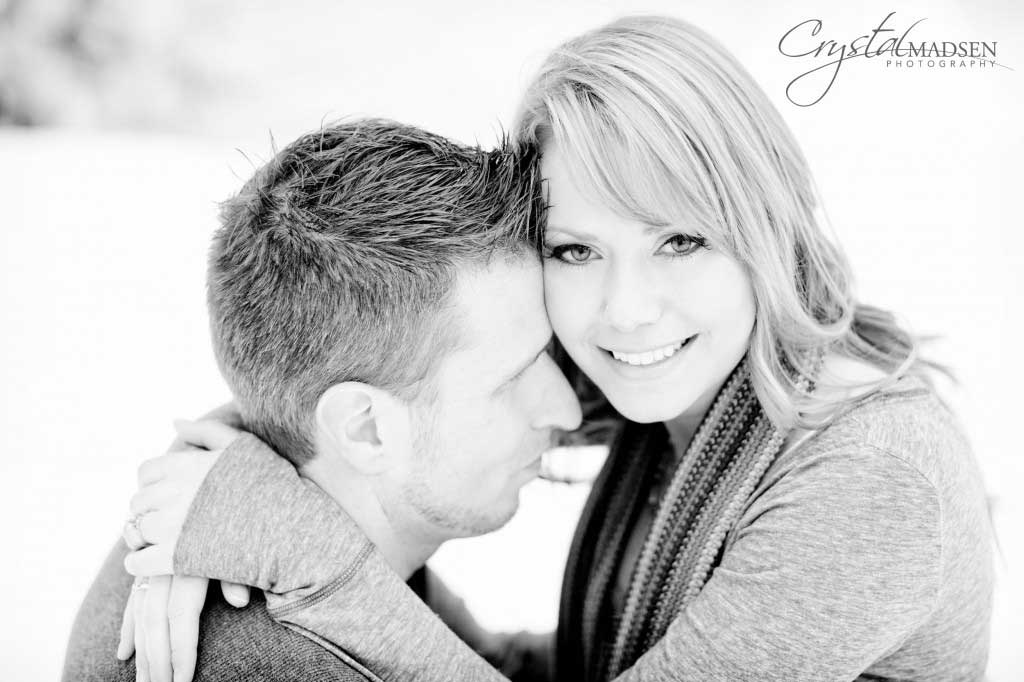 Winter Engagement Spokane