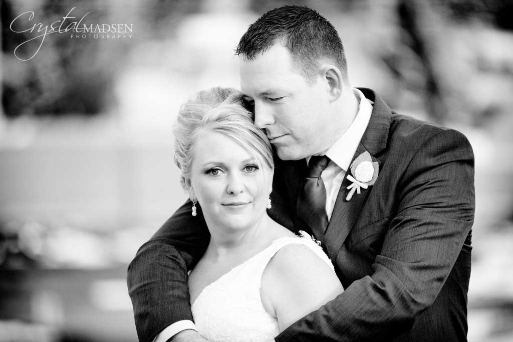 Beautiful Spokane Wedding