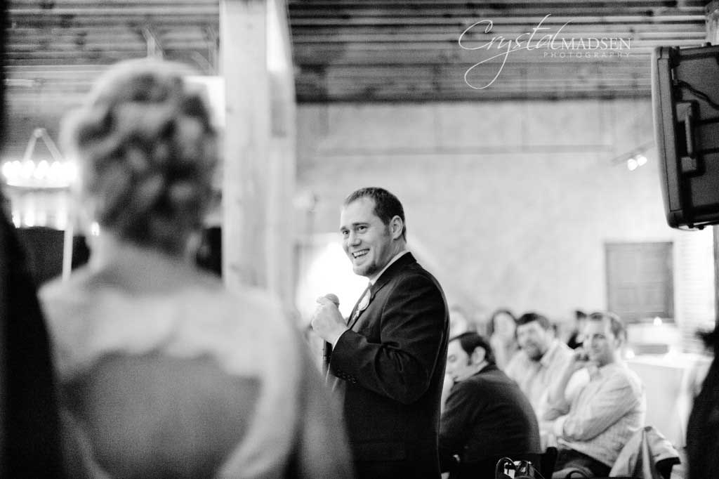 Barrister Winery Spokane Wedding