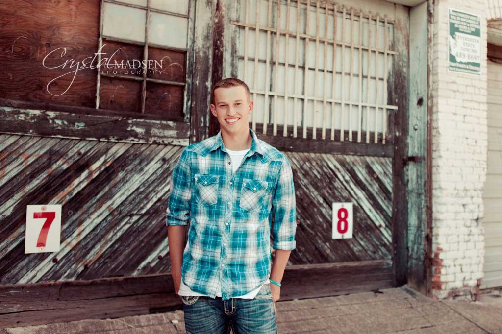 Senior Photos Spokane Guys