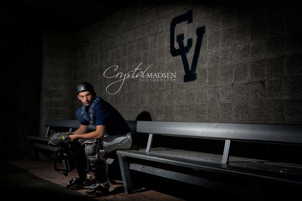 Spokane Baseball Senior Photos