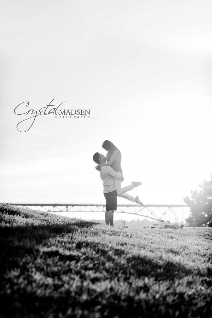 Romantic Seattle Engagement Session