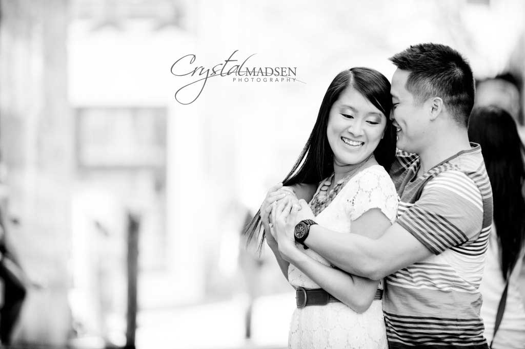 Romantic Seattle Engagement