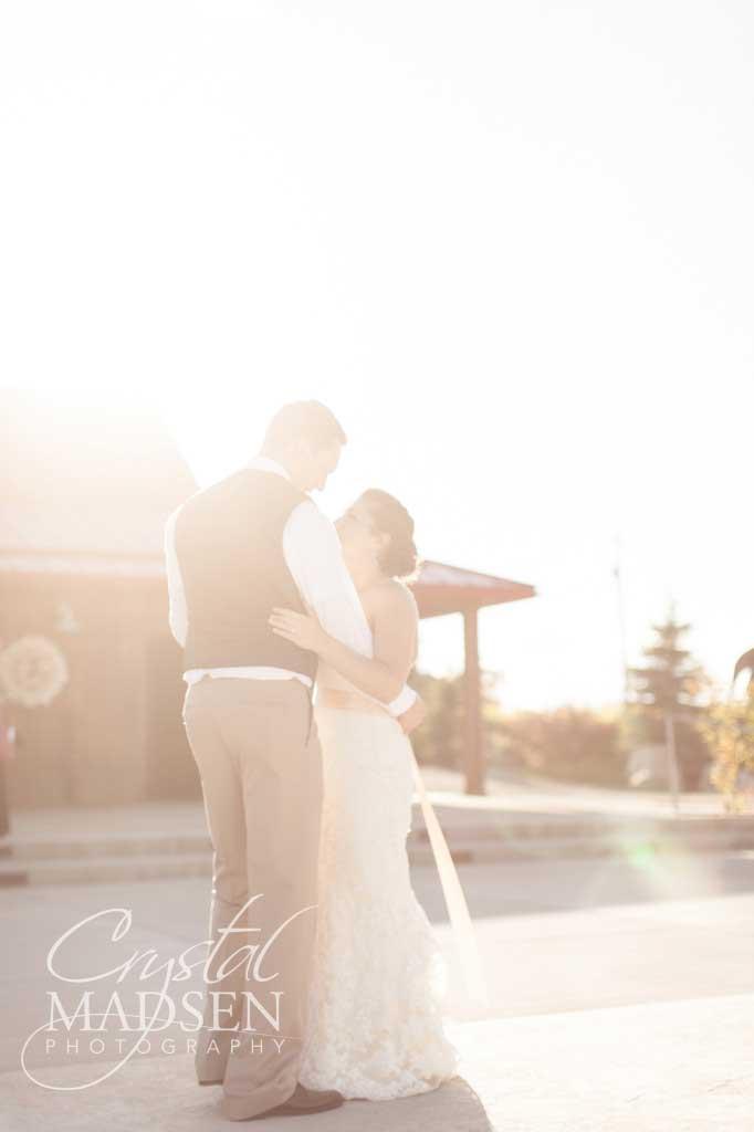 Gorgeous Greenbluff Wedding
