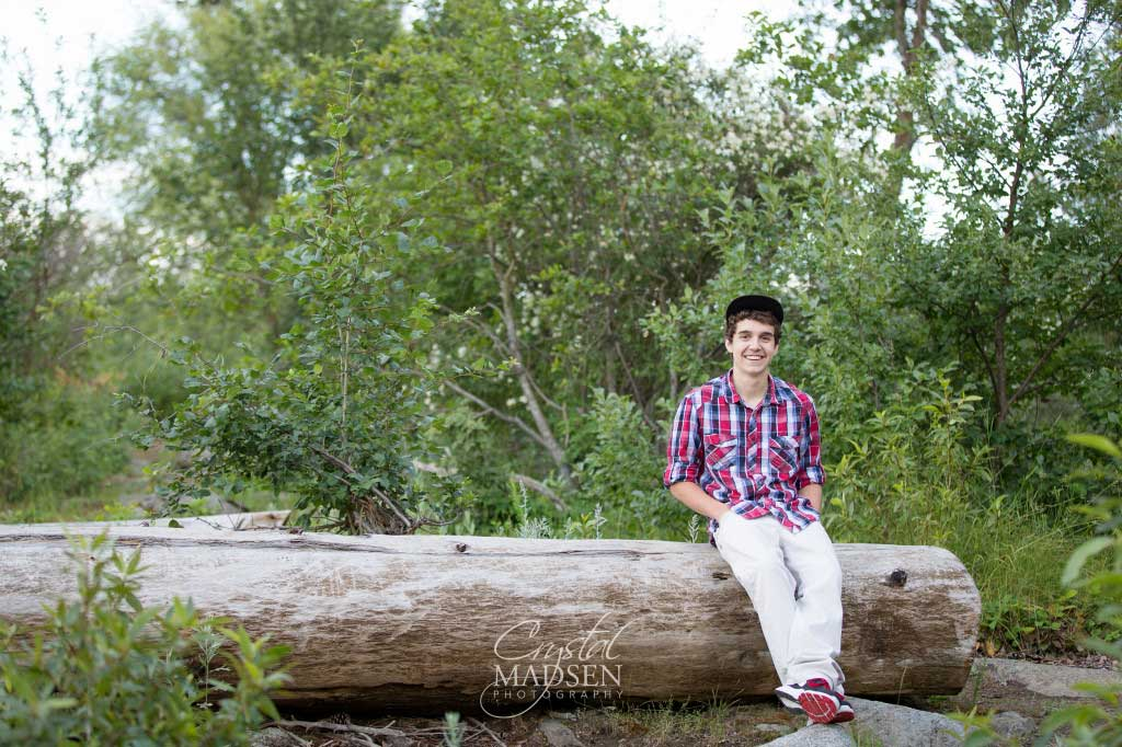 Awesome senior photo session