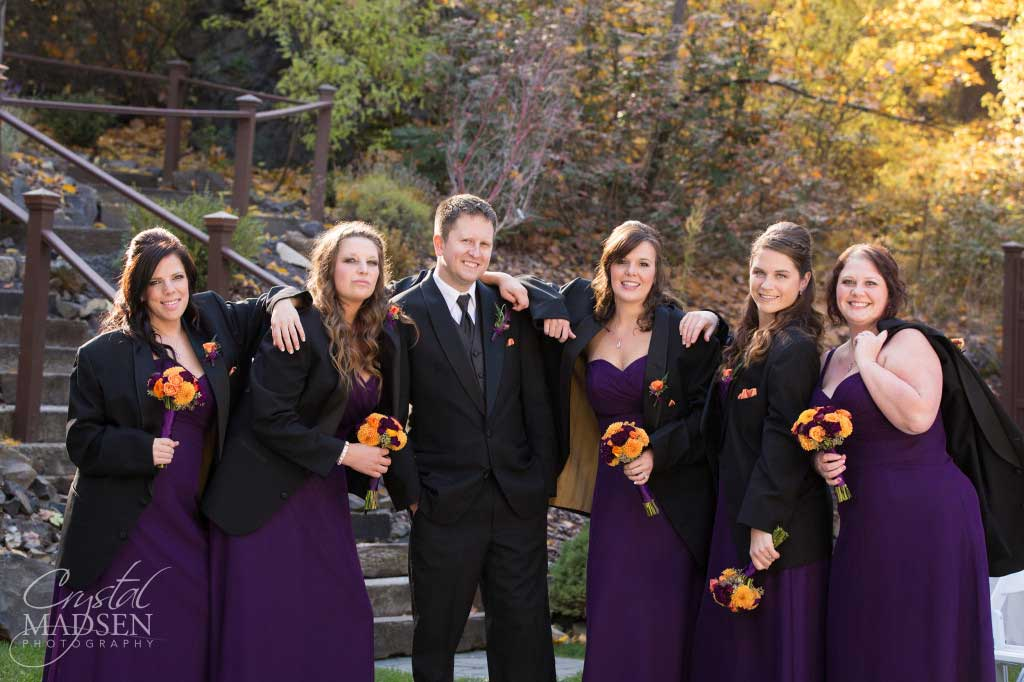 Fall - Spokane -Wedding - 025