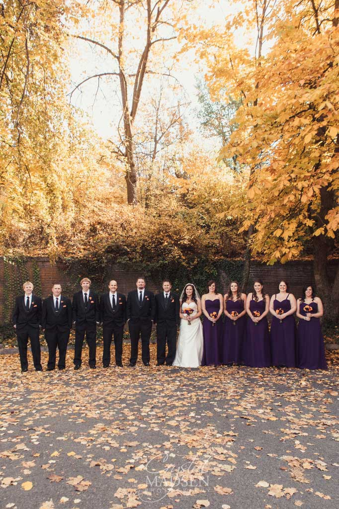 Fall - Spokane -Wedding - 027