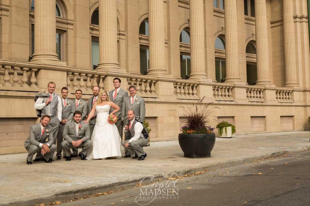 Romantic -Spokane - Weddings - 024
