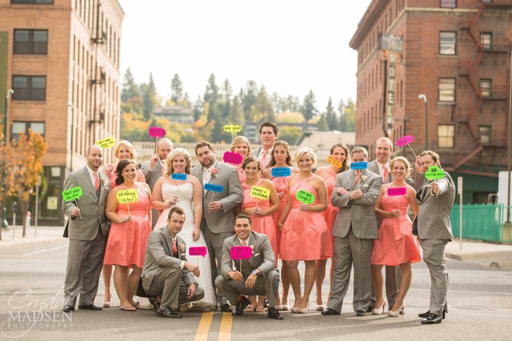 Romantic -Spokane - Weddings - 025