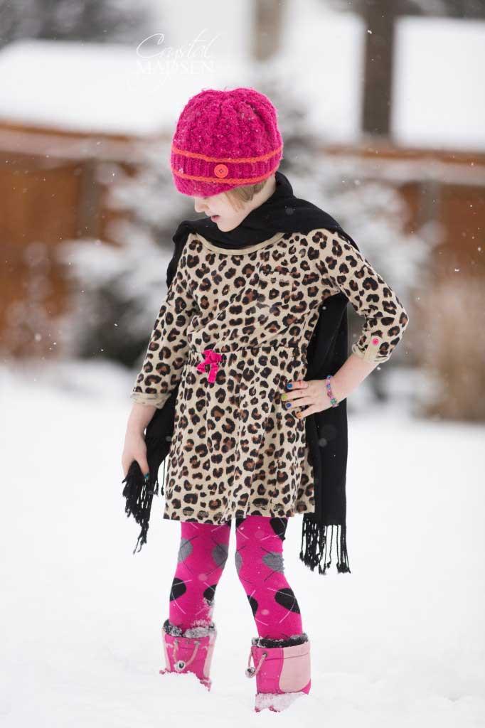 Fun in the snow Spokane