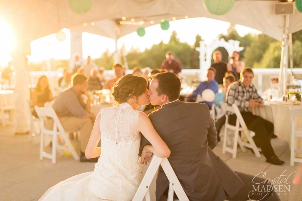 © www.CrystalMadsen.com Spokane Wedding Photographer