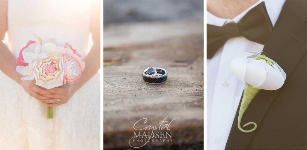 Lakeside Wedding Details