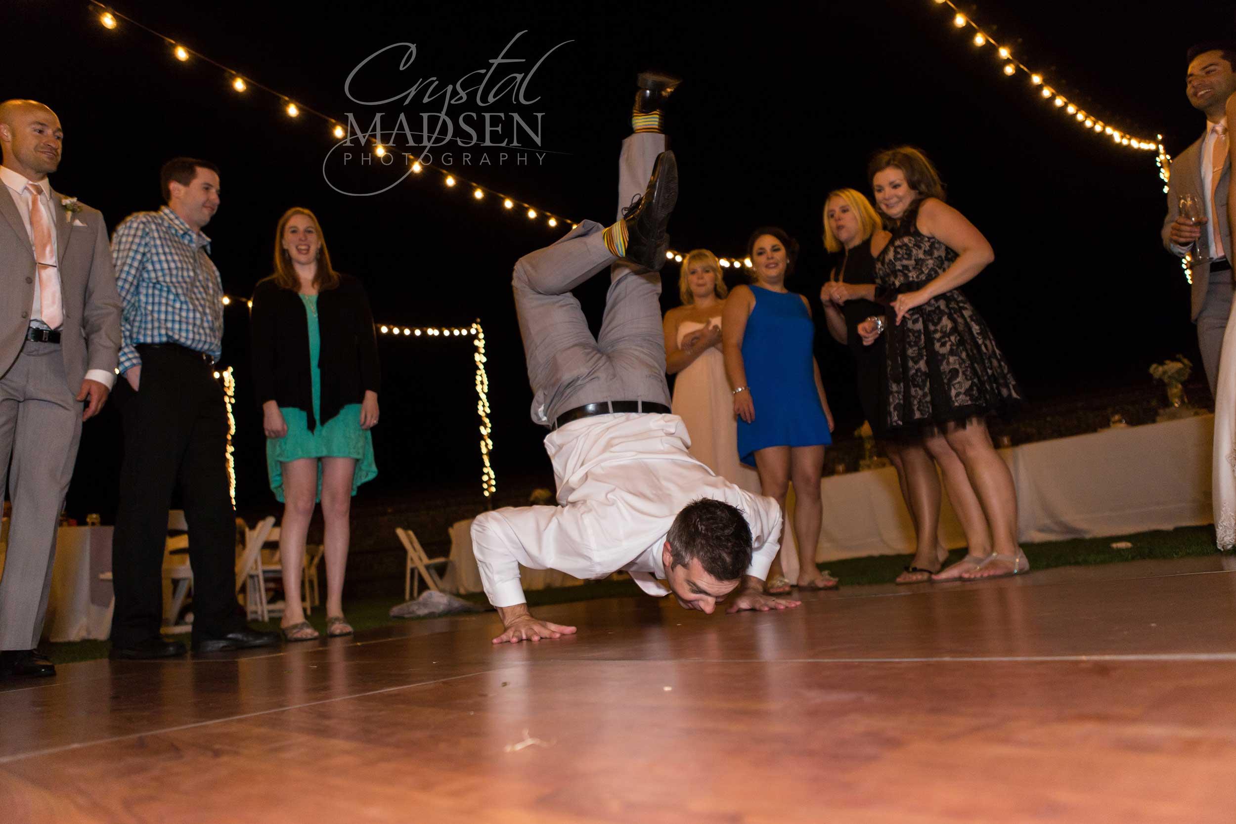 Wedding Reception Fun Photos