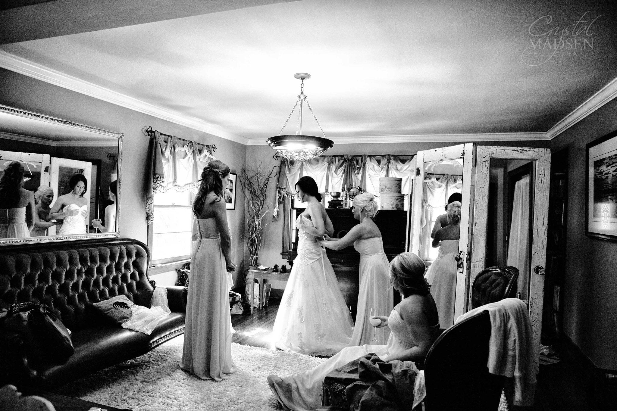 Gorgeous Setter's Creek Wedding