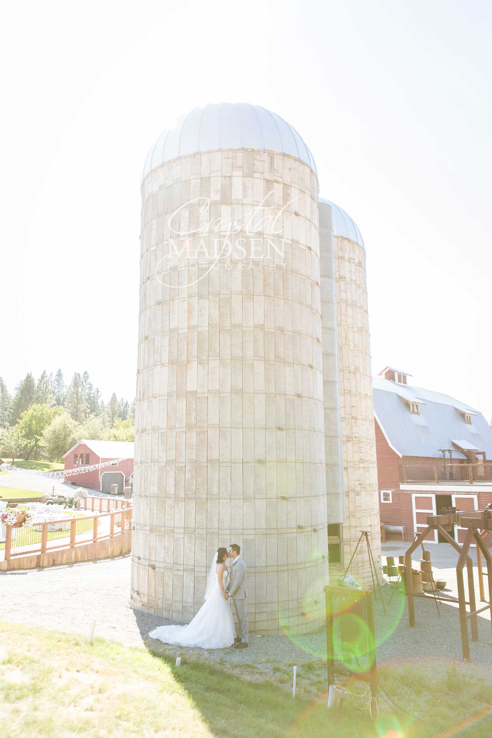 Country Wedding Spokane
