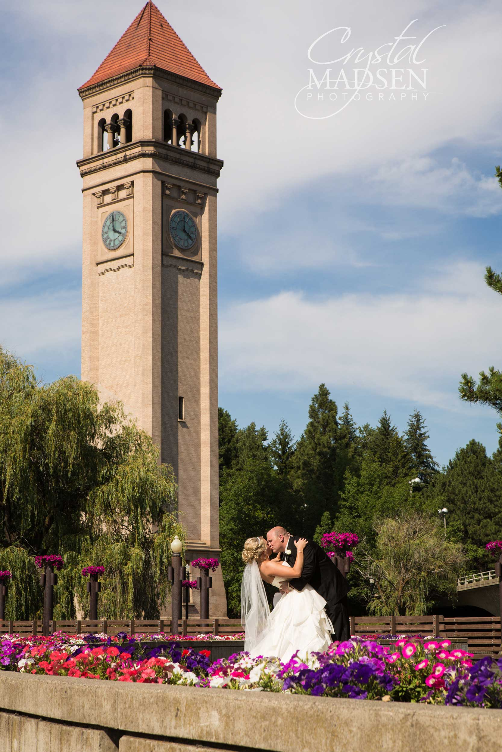 Spokane Wedding