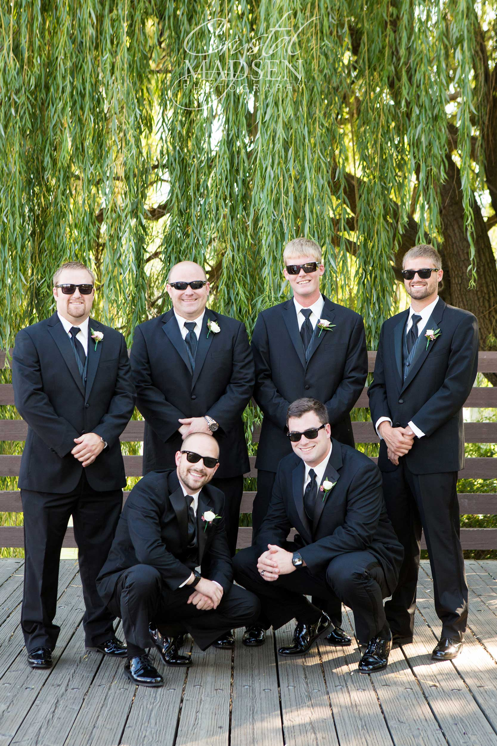 groomsmen sunglasses