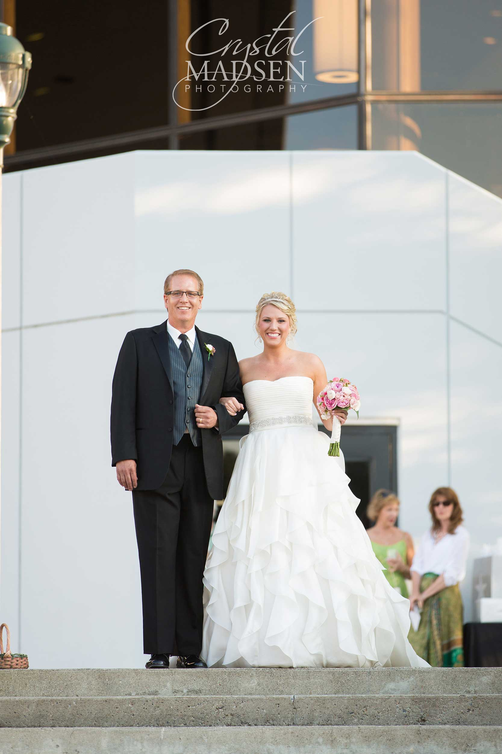 Spokane convention center weddings