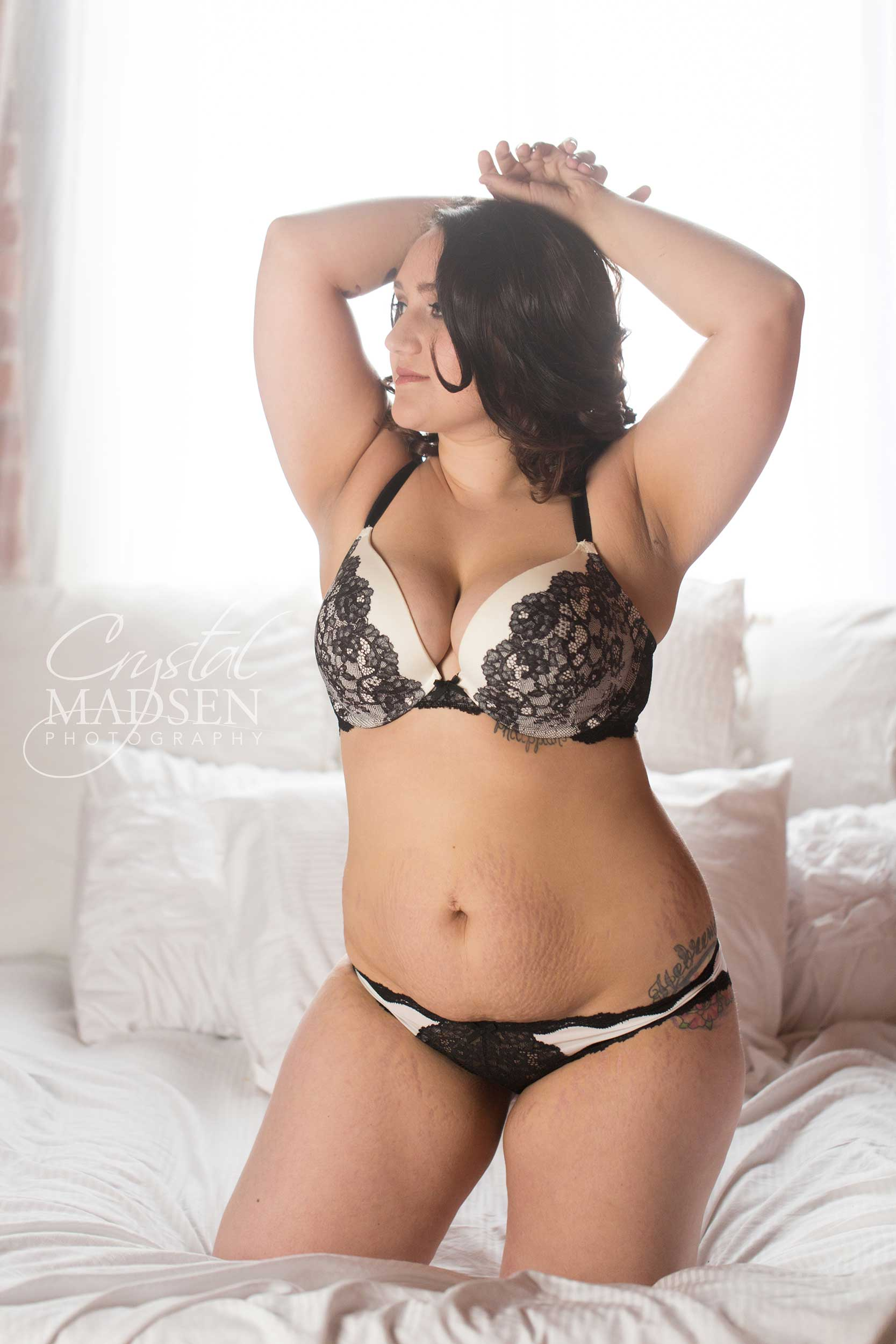 boudoir photography in spokane