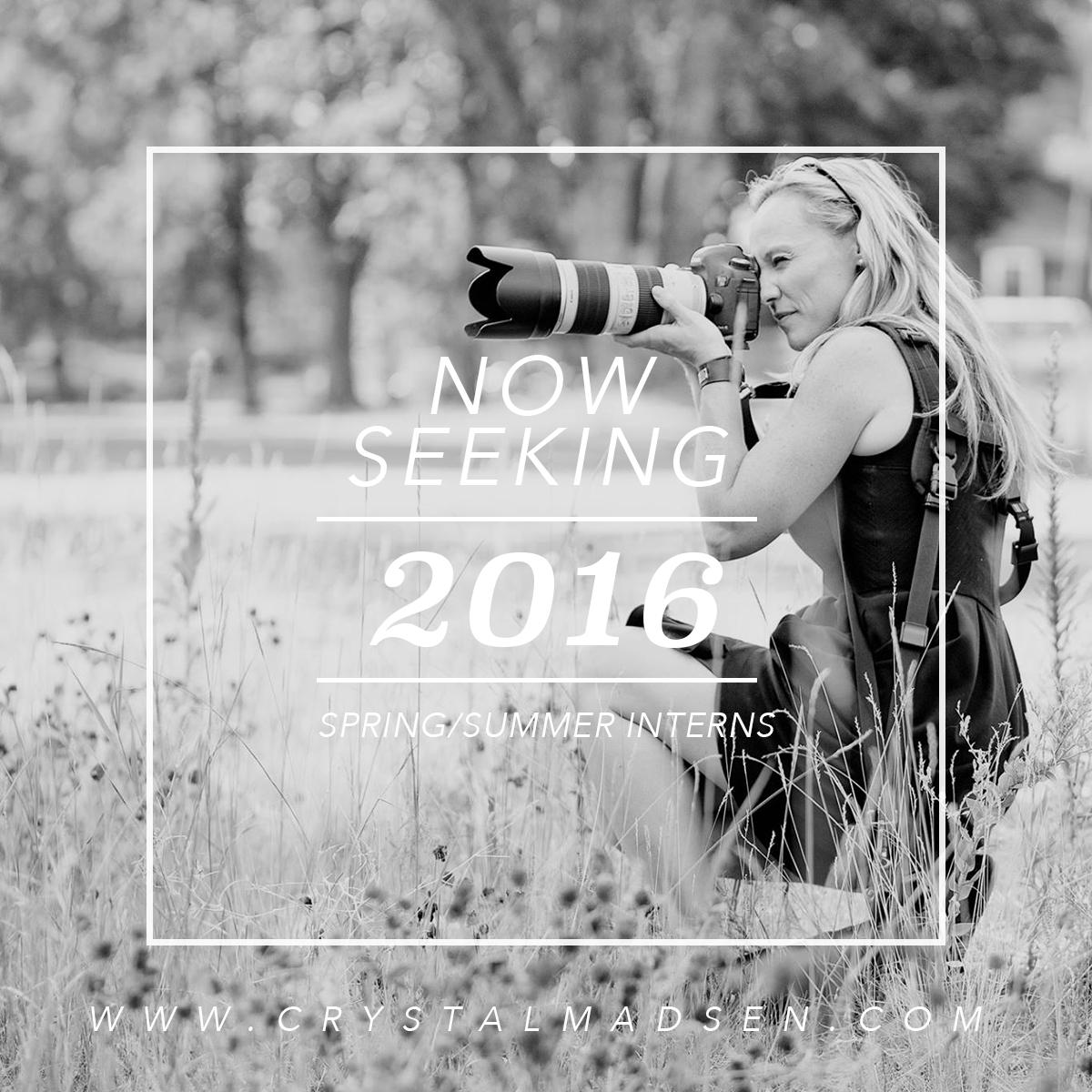 photography internship spokane