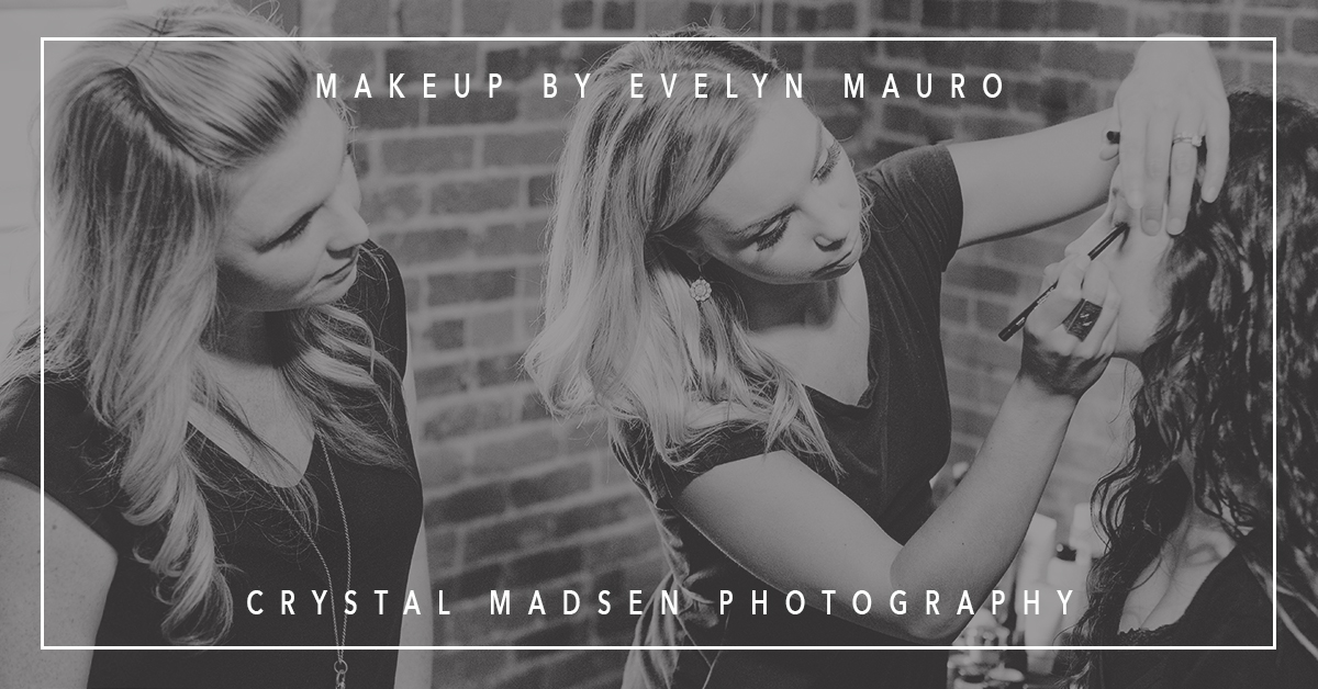Spokane Photographer Makeup lessons