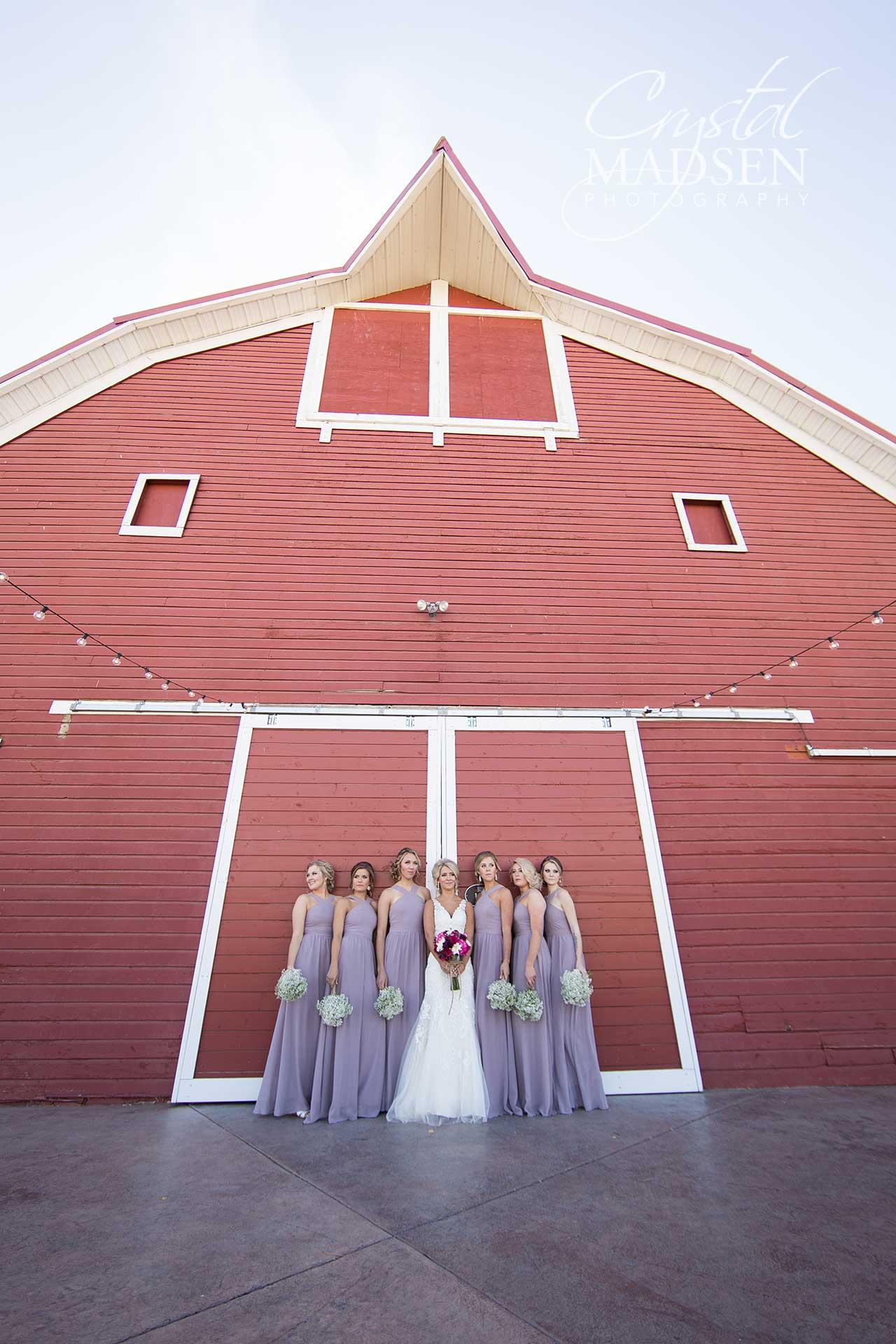 Upscale country wedding