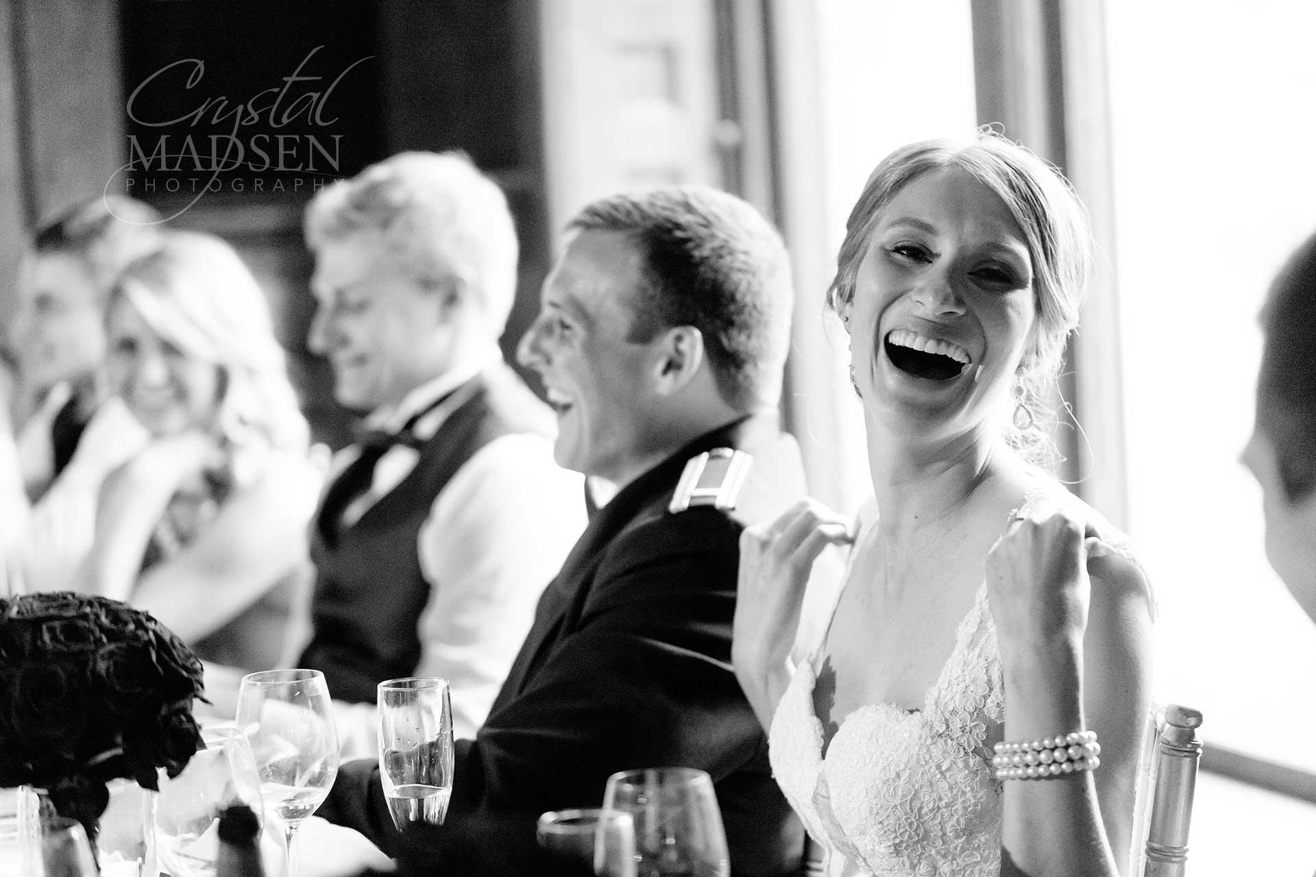 Leonard glover wedding