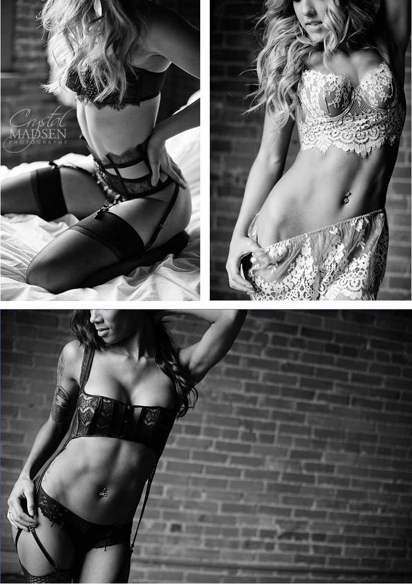 sexy lingerie boudoir