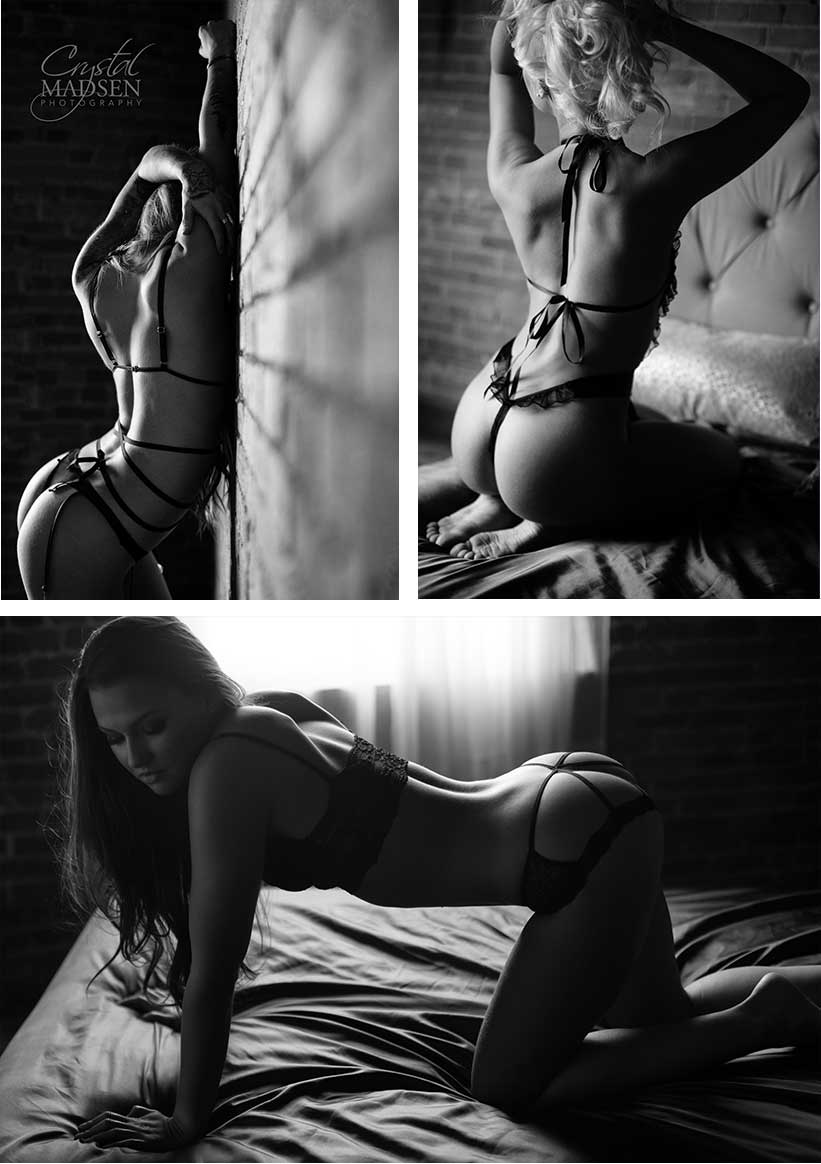 Sexy boudoir photo ideas