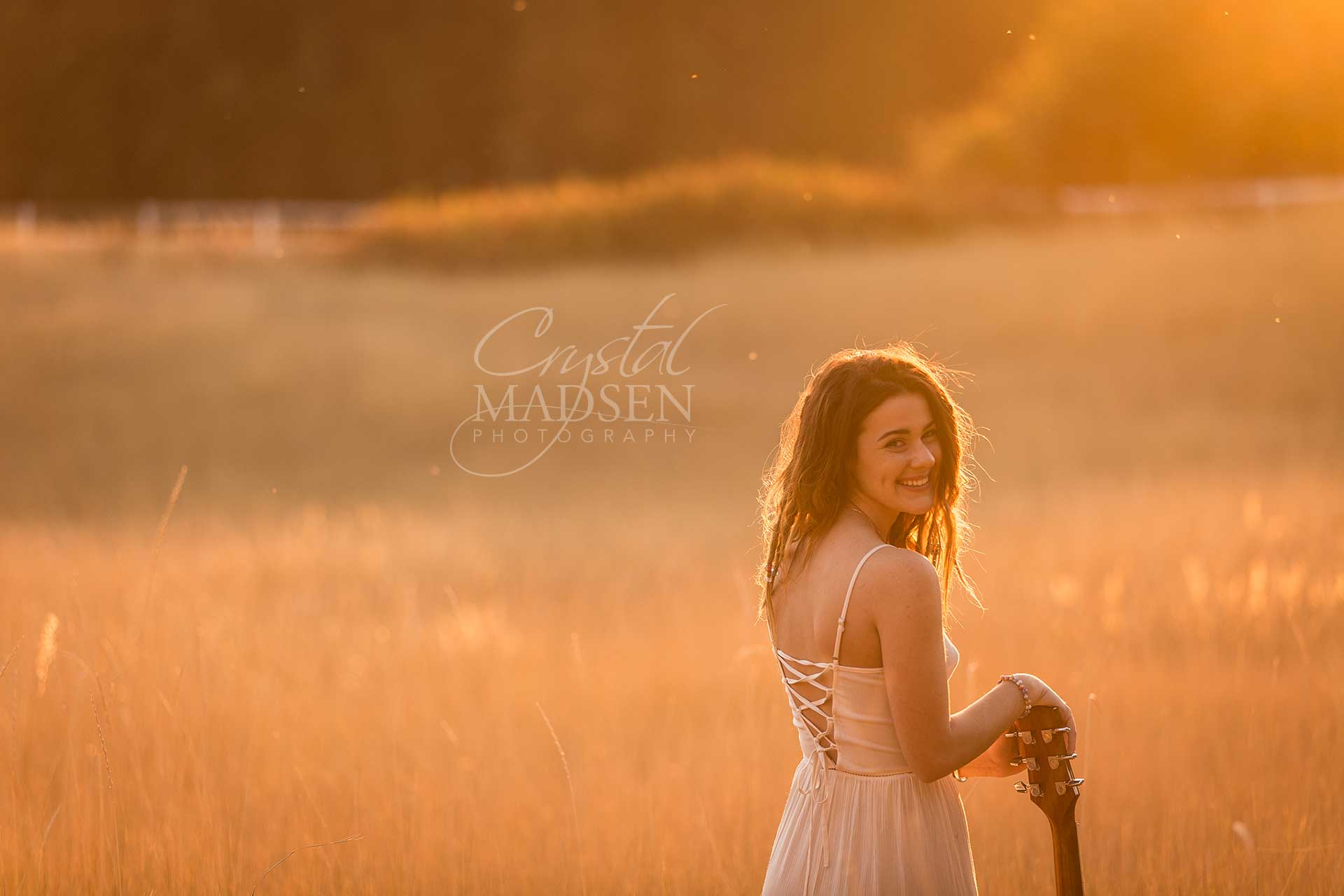 crystal madsen senior portraits