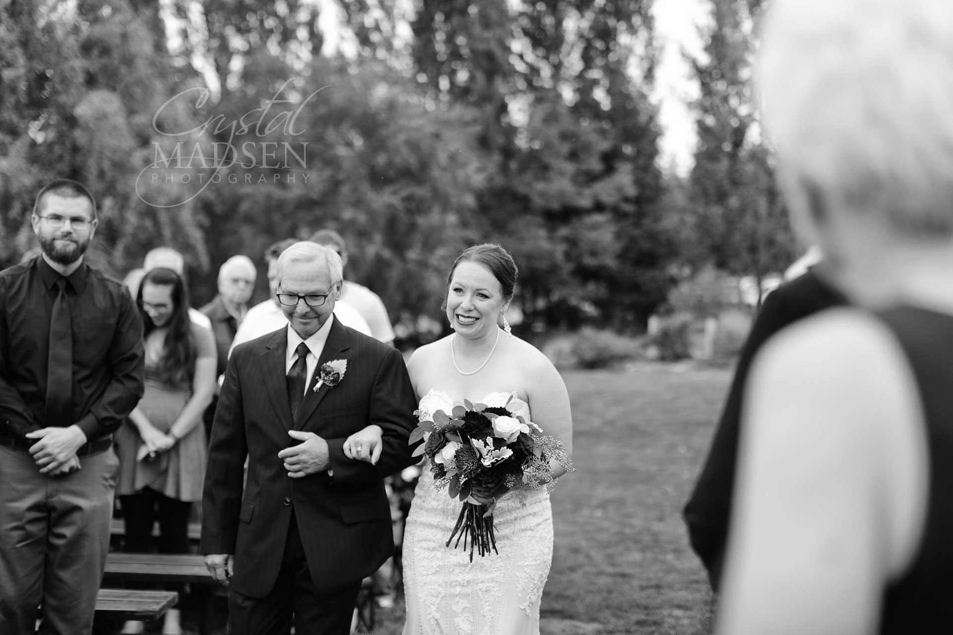 Beacon Hill Vineyard Wedding
