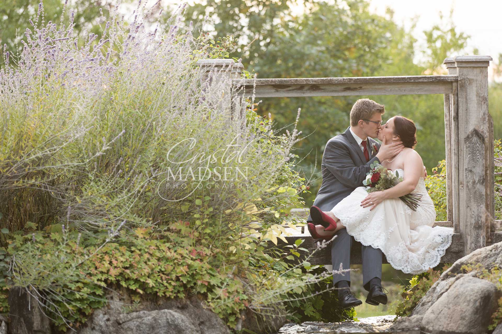 Beacon Hill Garden Wedding