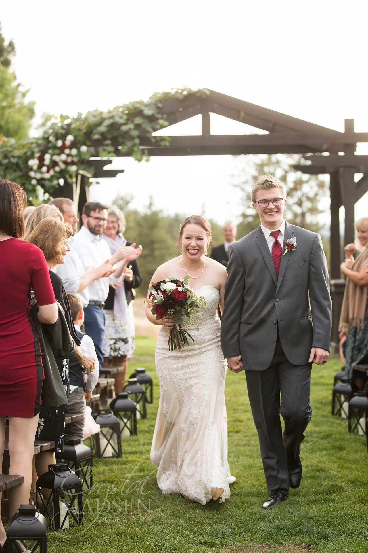 Beacon Hill Wedding Spokane