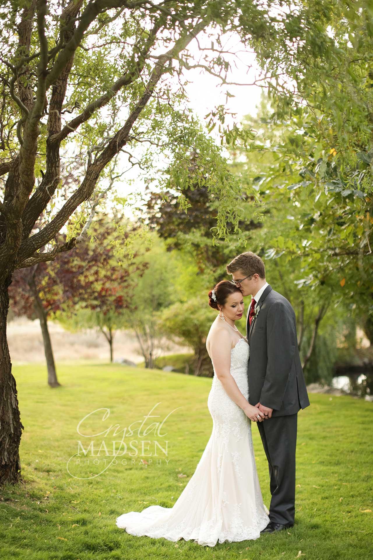 Romantic Wedding Spokane